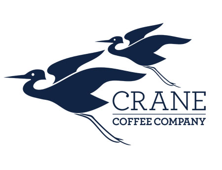 Scott Partridge - Logo Design - Crane Coffee
