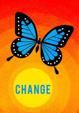 scott partridge - manifestation card - change