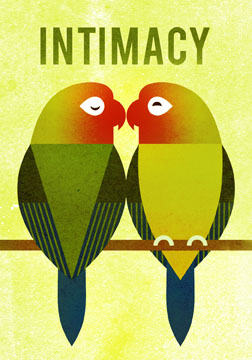 scott partridge - manifestation card - intimacy