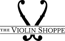 violin shoppe logo - scott partridge